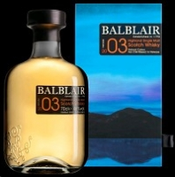 Balblair Scotch Single Malt 2003 750ml