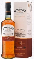 Bowmore Scotch Single Malt 15 Year 750ml