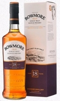 Bowmore Scotch Single Malt 18 Year 750ml