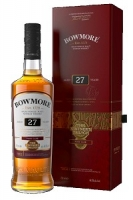 Bowmore Scotch Single Malt 27 Year Port Cask The Vintner's Trilogy 750ml