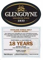 Glengoyne Scotch Single Malt 18 Year