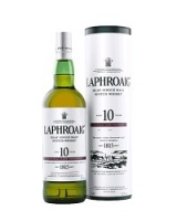 Laphroaig Scotch Single Malt 10 Year Cask Strength 750ml