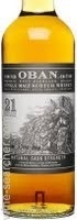 Oban Scotch Single Malt 21 Year 750ml