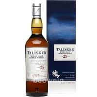 Talisker Scotch Single Malt 25 Year 750ml