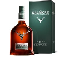 The Dalmore Scotch Single Malt 15 Year 750ml