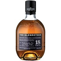 The Glenrothes Scotch Single Malt 18 Year