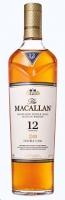 The Macallan Sherry Oak Scotch Single Malt 12 Year 750ml