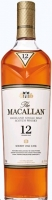 The Macallan Sherry Oak Scotch Single Malt 12 Year 750ml