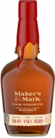 Maker's Mark Bourbon Cask Strength 375ml