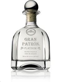 Gran Patron Tequila Silver Platinum 375ml