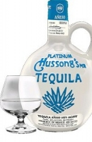 Hussong's Tequila Anejo Platinum 750ml