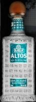 Olmeca Altos Tequila Plata 750ml
