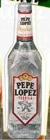 Pepe Lopez Tequila Silver 1L