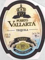 Puerto Vallarta Tequila Anejo 750ml