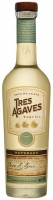 Tres Agaves Tequila Reposado 750ml