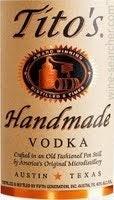 Tito's Vodka Handmade 80@ 750ml