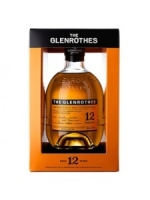 The Glenrothes Speyside Single Malt Scotch Whisky 12 Years Old 750ml