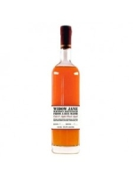 Widow Jane Whiskey Distilled From A Rye Mash Oak & Apple Wood Aged 750ml