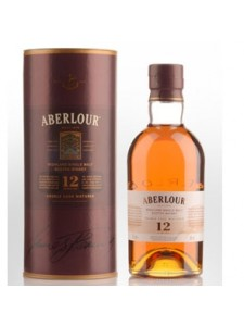 Aberlour 12 Years Old Double Cask Matured Highland Single Malt Scotch Whisky 750ml