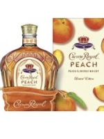 Crown Royal Peach Flavored Whisky Limited Edition