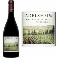 Adelsheim Willamette Pinot Noir Oregon 2017 Rated 91WS