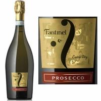 12 Bottle Case Fantinel Veneto Prosecco Vino Spumante Extra Dry DOC NV