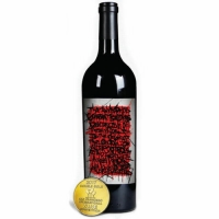 12 Bottle Case 1849 Wine Company Declaration Napa Cabernet 2014 Rated 96 DOUBLE GOLD MEDAL