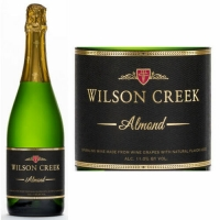 12 Bottle Case Wilson Creek Almond California Champagne NV