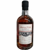 Bull Run 10 Year Old Pinot Noir Finish American Whiskey 750ml