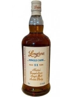 Longrow First Fill Sauternes Cask Matured Aged 11 Years Peated Campbeltown Single Malt Whisky 750ml