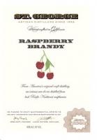 St. George Brandy Raspberry 200ml