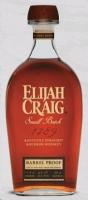 Elijah Craig Bourbon Small Batch Barrel Proof 750ml