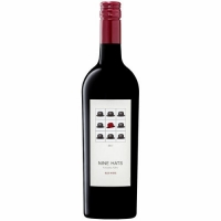 12 Bottle Case Nine Hats Columbia Valley Red Blend Washington 2016 Rated 91WE