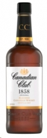 Canadian Club Canadian Whisky 1858 750ml