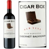 Cigar Box Old Vine Cabernet 2019 (Chile)