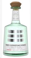 Sauza Tequila Plata Tres Generaciones 750ml