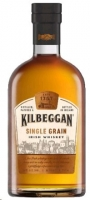 Kilbeggan Irish Whiskey Single Grain 750ml