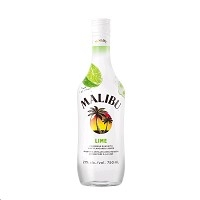Malibu Rum Lime 750ml