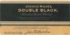 Johnnie Walker Scotch Whiskey Double Black 750ml