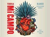 Mi Campo Tequila Blanco 750ml