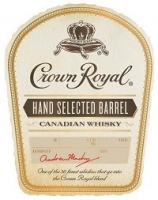 Crown Royal Canadian Whisky Hand Selected Barrel 750ml