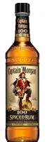 Captain Morgan Rum Spiced 100@ 375ml