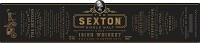 The Sexton Irish Whiskey Single Malt