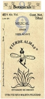 Pierde Almas Mezcal Plus 9 Botanicals 750ml