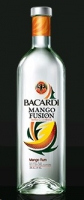 Bacardi Rum Mango Fusion 750ml