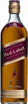 Johnnie Walker Scotch Red Label 200ml