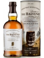 The Balvenie The Sweet Toast of American Oak Aged 12 Years