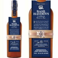 Basil Hayden's Caribbean Reserve Rye 750ml
