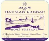 Mas De Daumas Gassac Rose Frizant 750ml