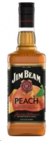 Jim Beam Bourbon Peach 750ml